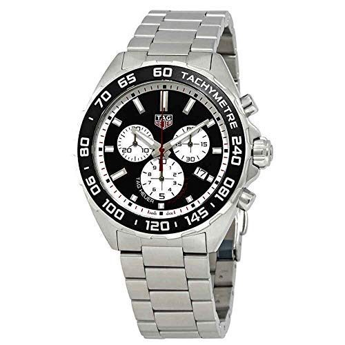Tag Heuer Formula 1 Quartz Movement Black Dial Men's Watch CAZ101E.BA0842