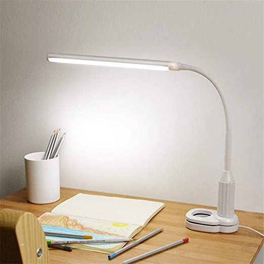 Escritorio Lámpara LED 5W 24 LED Eye Proteger Clip De La ...