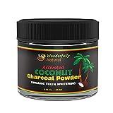Wonderfully Natural Organic Charcoal powder - Teeth Whitening - 2 OZ