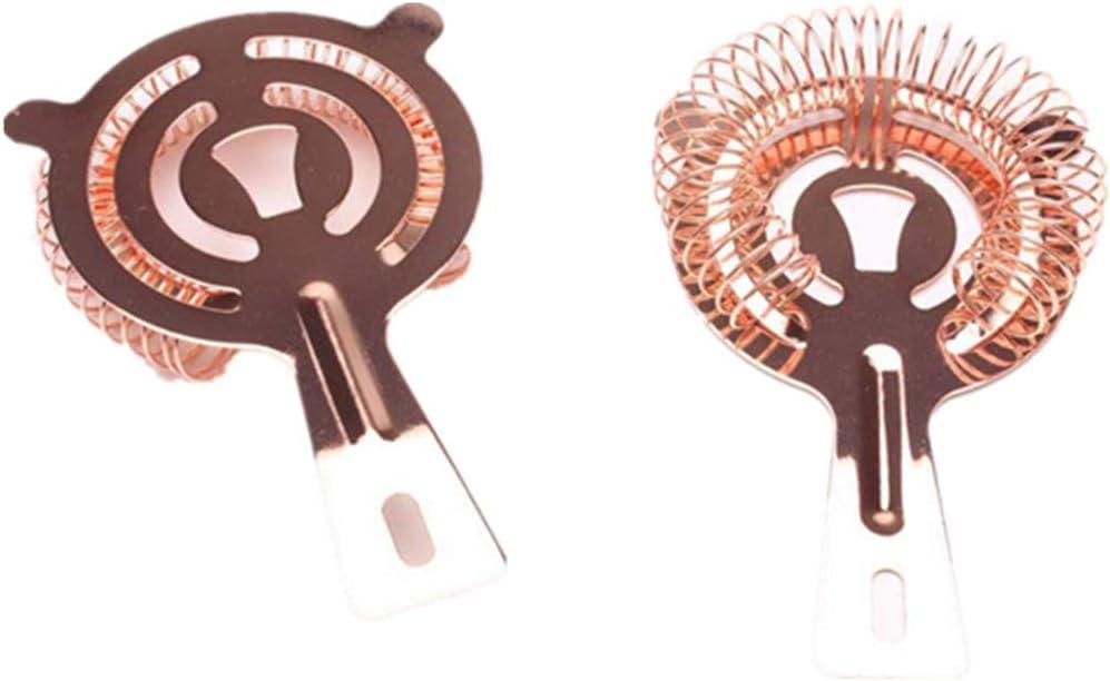 cobre Colador de c/ócteles Markcur