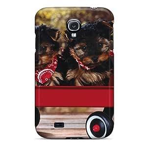 Cute Tpu MeSusges Cute Dog Case Cover For Galaxy S4