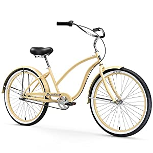 Firmstrong Chief Lady Single Speed Beach Cruiser Bikes