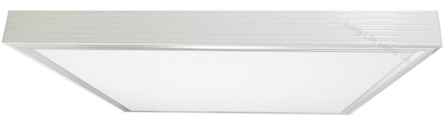 48w LED Ceiling Panel Light Fitting Flush Mount 4000k Cool White 600mm x 600mm [Energy Class A+] Long Life Lamp Company