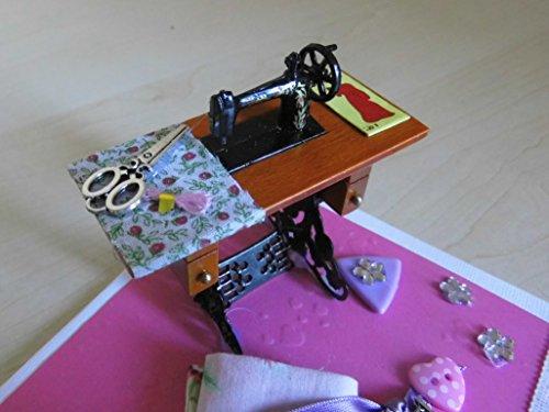 Nahmaschine Schneiderin Geldgeschenk Amazon De Handmade