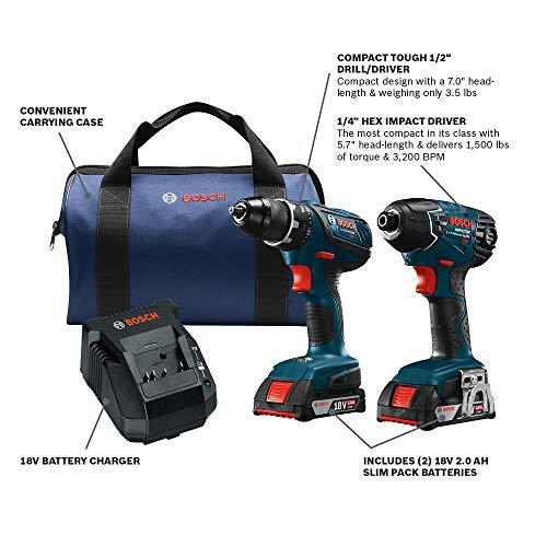 Drill battery 18 v