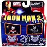 DIAMOND SELECT TOYS Marvel Minimates 35: Iron Man Mark V & War Machine