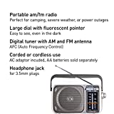 Panasonic Portable AM / FM Radio, Battery Operated
