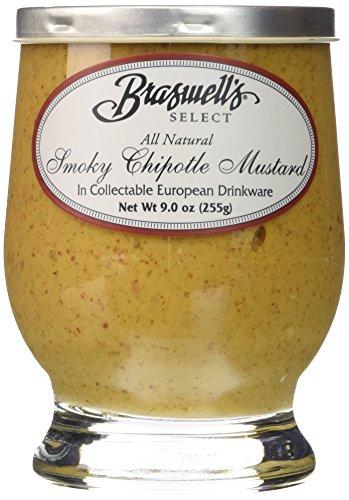 Mustard Gourmet (Braswells Select Smokey Chipotle Mustard)