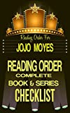 download ebook jojo moyes: series reading order & book checklist: series booklist includes: standalone novels, me before you, the girl you left behind. (top romance authors reading order & checklist series 44) pdf epub