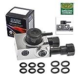 AD Auto Parts New Fuel Pressure Regulator Herko PR4003 for Chevrolet Pontiac 1987-1994