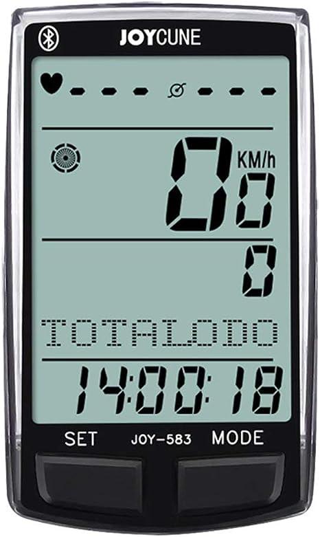 Cronómetro inalámbrico para computadora de Bicicleta con Sensor de ...