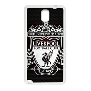 QQQO Liverpool F.C. Cell Phone Case for Samsung Galaxy Note3 hjbrhga1544