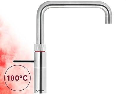De depósito Quooker PRO3-VAQ B + calentador de agua de grifo de fusión de