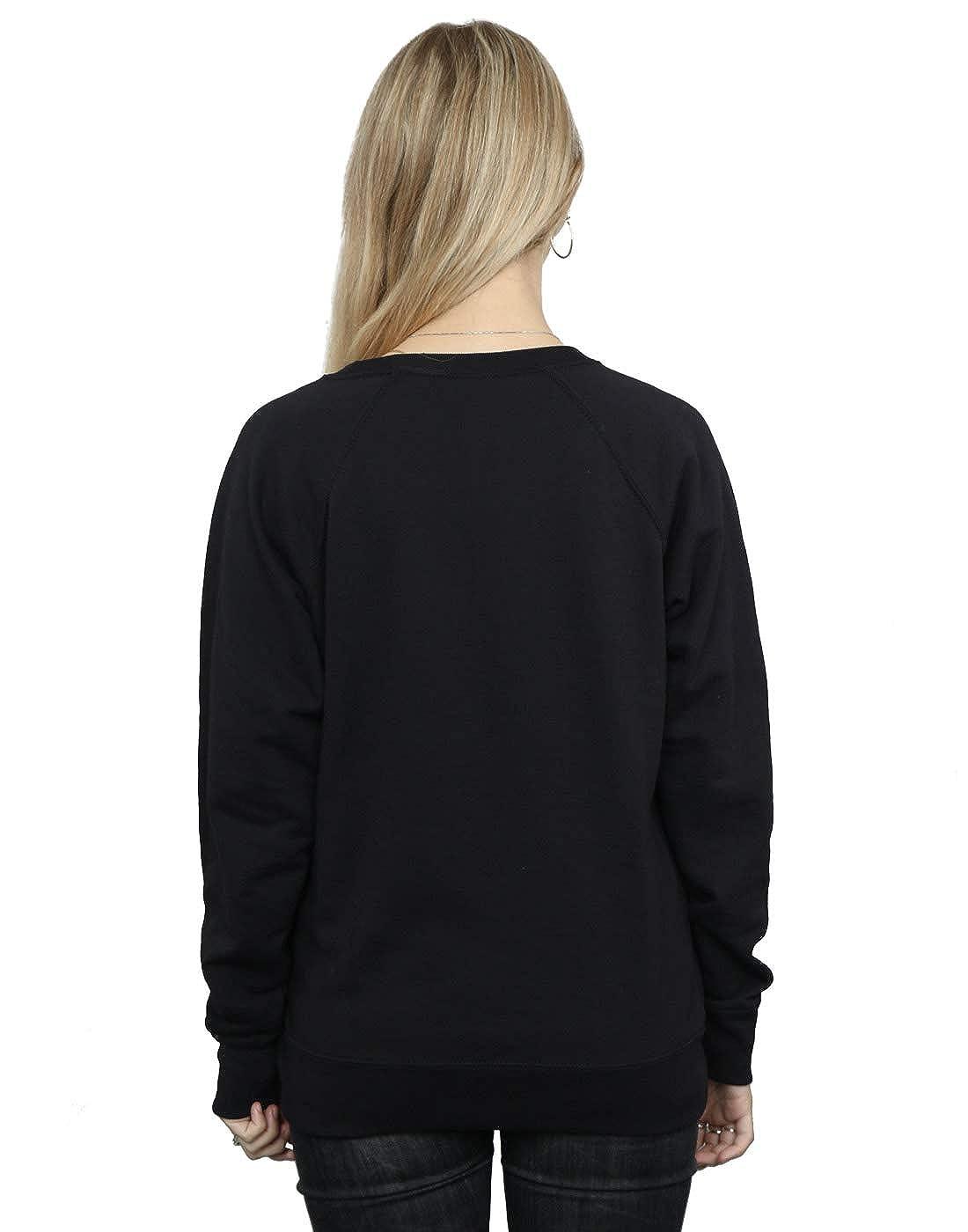 DC Comics Womens The Flash Star Labs Sweatshirt