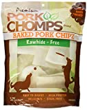 Premium Pork Chomps Baked Chipz Pork 12 Ounces For Sale