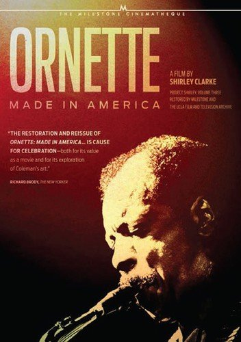 Ornette: Made in America - Project Shirley, Volume Three BLU RAY [Blu-ray]
