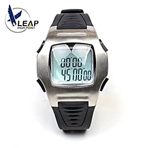 Football Soccer Referee Timer Sports Game Coach Mens Wrist Watch