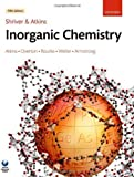 img - for Shriver and Atkins' Inorganic Chemistry by Atkins, Peter, Overton, Tina, Rourke, Jonathan, Weller, Mark (2009) Paperback book / textbook / text book