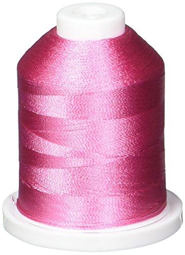 (Robison-Anton Rayon Super Strength Thread, 1100-Yard, Wild Pink)