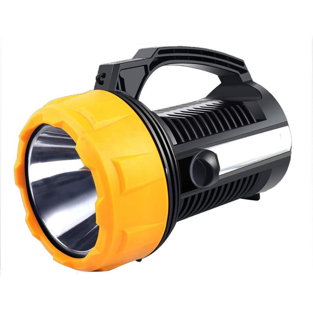 WRlight Taschenlampe Scheinwerfer, wiederaufladbare Wasserdichte Handheld Heavy Duty Camping Lichtstrahl Scheinwerfer Laterne Abenteuer Licht Fisch Angeln Licht