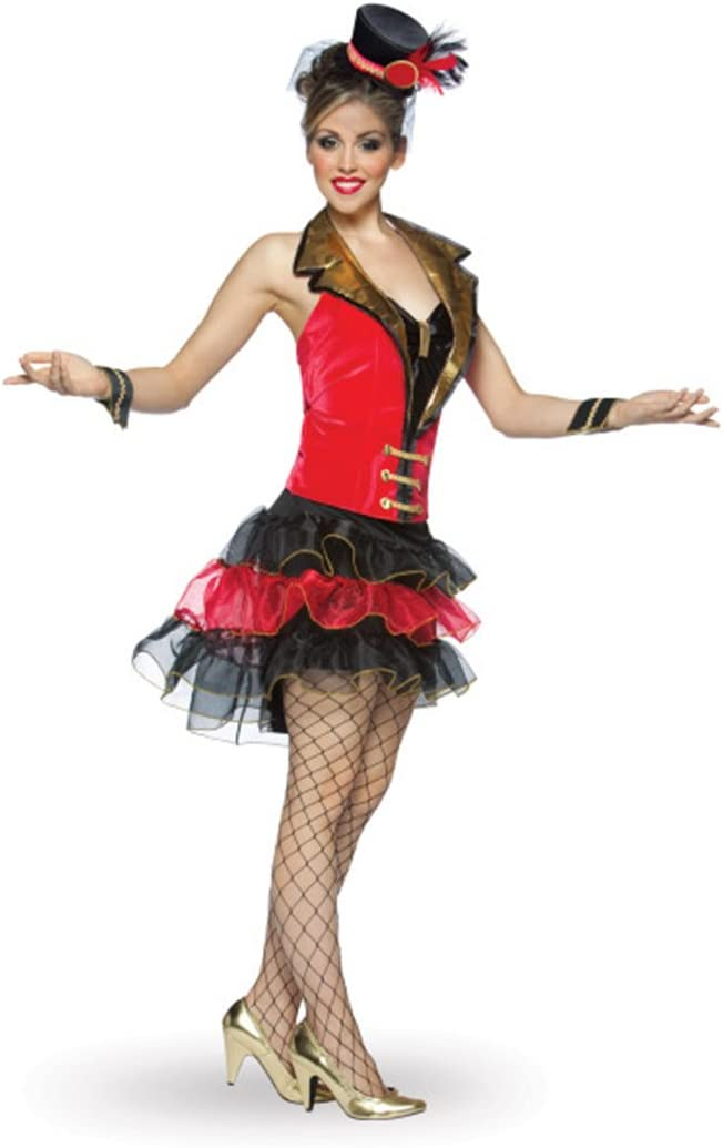 Disfraz domadora de circo para mujer: Amazon.es: Juguetes y juegos