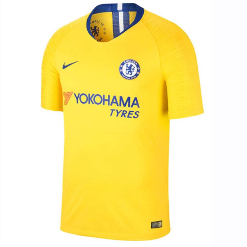 c4feca7a4c650 2018-2019 Chelsea Away Match Football Soccer T-Shirt Trikot Vapor ...