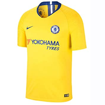 Nike 2018-2019 Chelsea Vapor Away Match Football Soccer T-Shirt Camiseta: Amazon.es: Deportes y aire libre