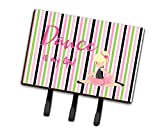 Caroline's Treasures Ballet Dance is my Life Blonde Wall Hook, Triple, Multicolor