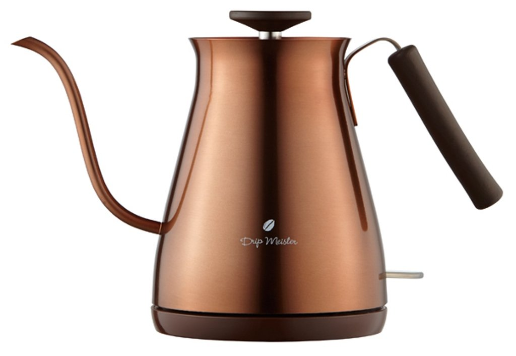 APIX Electric Cafe Kettle 0.7L AKE-277-CP Copper Japan Domestic genuine products
