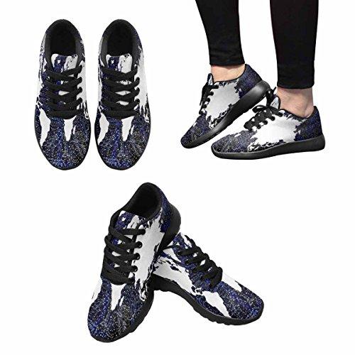 Chaussures De Course De Trailprint Womensprint Footing Jogging Sports Légers Marchant Athlétisme Sneakers Earth Tech Multi 1