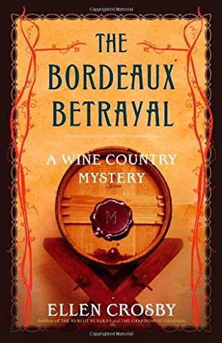 book cover of The Bordeaux Betrayal