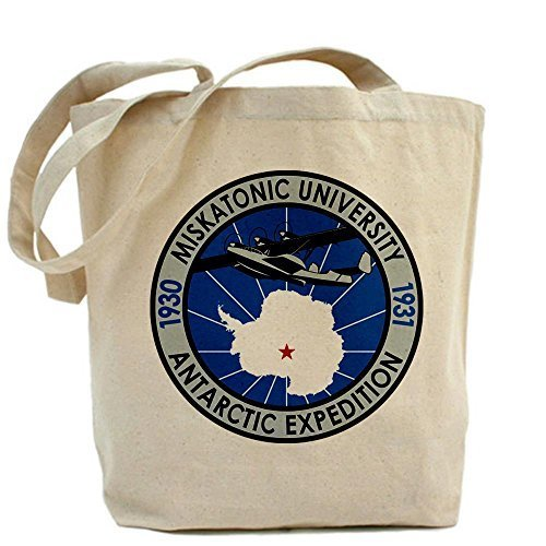 CafePress – Design Miskatonic Antartico Expedition – Borsa – Da CafePress