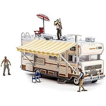 McFarlane Toys Construction Sets- The Walking Dead TV Dale's RV Set