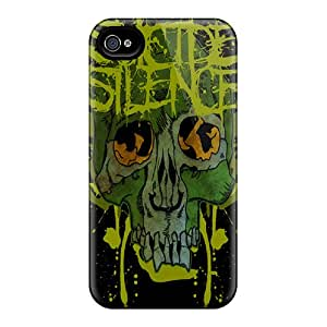 High Quality Hard Phone Cover For Iphone 6 (msu12093bLLX) Allow Personal Design Nice Suicide Silence Pictures