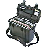 Camera & Camcorder Bags-Pelican 1437 Top Load Case with Office Divider Set and Lid Organizer
