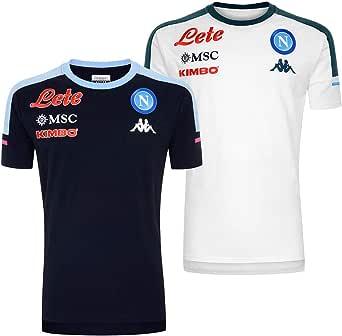 SSC NAPOLI T-shirt Oficial 2020/21 Team