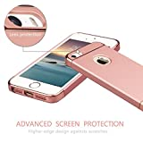 iPhone 5S 5 SE Case,Seekfull Ultra Thin 3 In 1and