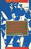 img - for Policing in Australia: Historical Perspectives (The Modern history series) book / textbook / text book