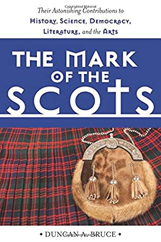 book cover of The Mark of the Scots