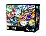 Nintendo Wii U 32GB Mario Kart 8 and Splatoon Premium Pack - Black