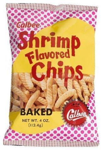Calbee Chip Shrimp