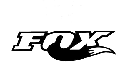 Stickout Stickers FOX RACING MOTOCROSS WINDOW STICKER VINYL DECAL SUZUKI DIRT BIKE KTM HONDA