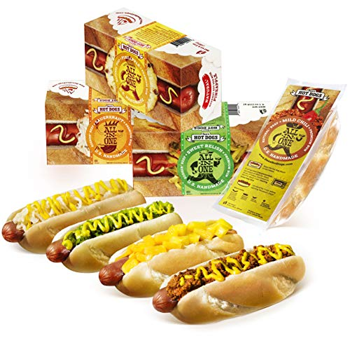 Hot Dogs & Franks