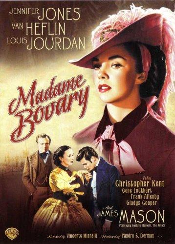 Madame Bovary Movie Poster 1949