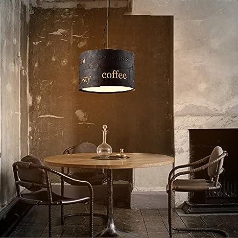 Caribou lámparas lámpara techo de techo lámpara Cafe ...