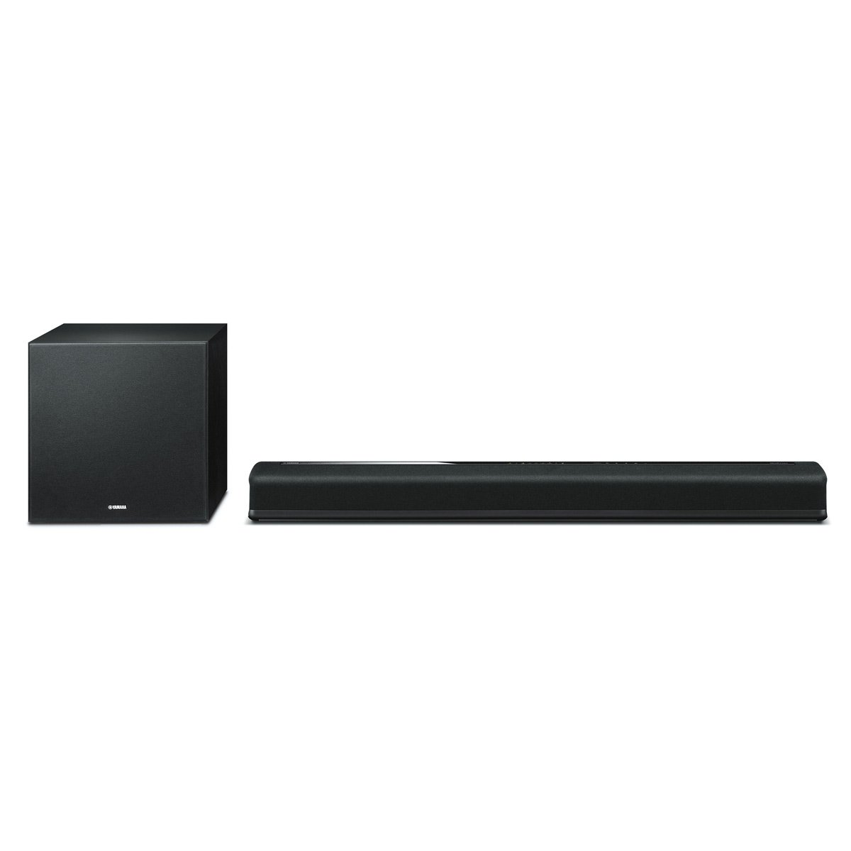 Yamaha YAS-706 MusicCast Wireless Multiroom Sound Bar, Works with Alexa
