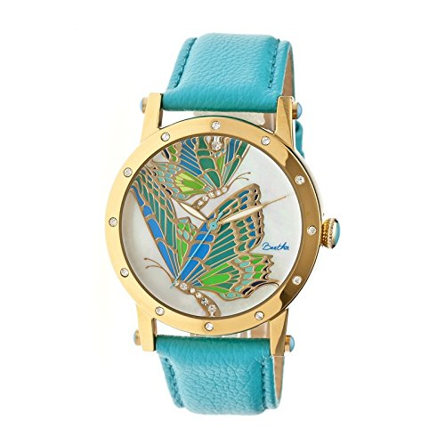 bertha-womens-br4302-isabella-turquoise-multi-leather-watch