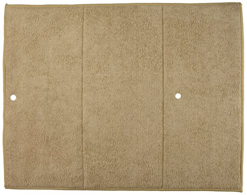 Kay Dee Designs Countertop Drying Mat, 16-Inch by 20-Inch, Taupe by Kay Dee
