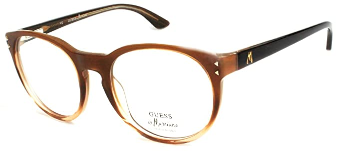 394bfd7c1e Guess by Marciano Glasses Women GM 127 GLDBRN Gold Full Frame   Amazon.co.uk  Clothing