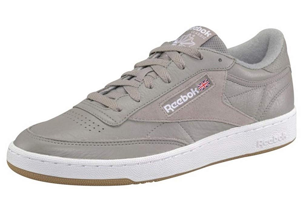 5bed19f2c Amazon.com | Reebok Men's Club C 85 ESTL Sneaker | Fashion Sneakers